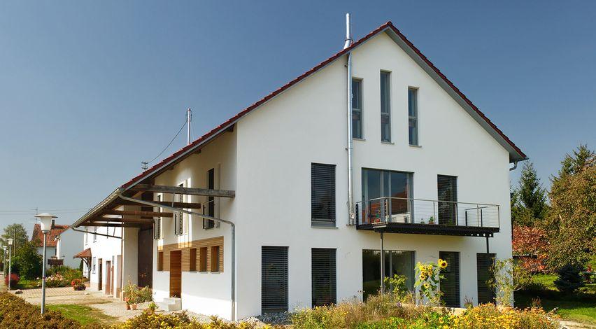 Von Der Scheune Zum Browohnhaus.